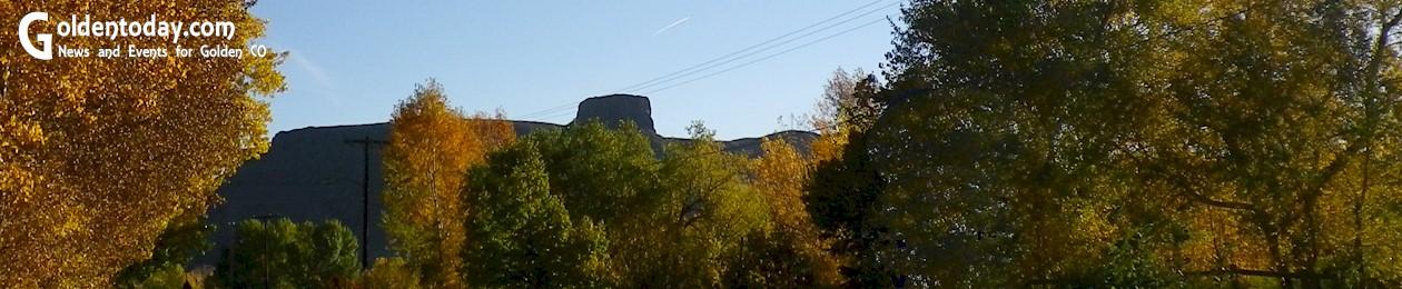 Autumn in Golden Colorado