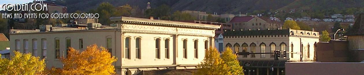 Downtown Golden Colorado