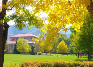 Colorado School of Mines Campus