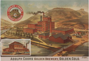 Coors Brewery, Golden Colorado