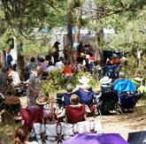 Mountain Melodies Music Festival at the Buffalo Bill Museum
