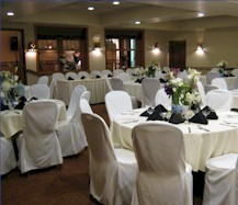 Table Mountain Inn for weddings