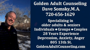 Golden Adult Counseling - Golden Colorado