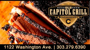 Old Capitol Grill and Smokehouse - Golden Colorado