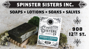 Spinster Sisters - Golden Colorado