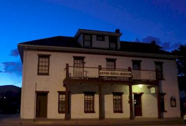 Astor House - Golden Colorado