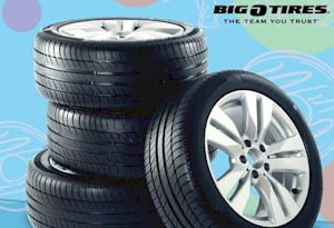 Black Friday Discount at Big O Tires - Golden Colorado