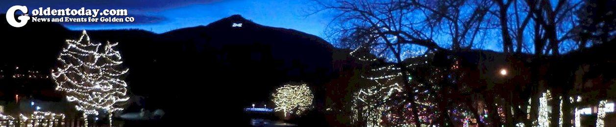 Winter in Golden Colorado