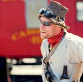 Steampunk at the Colorado Railroad Museum - Golden Colorado